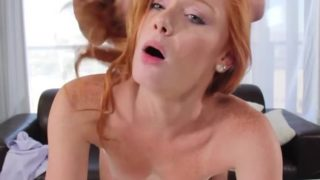 CastingCouch with Redhead Alex Tanner